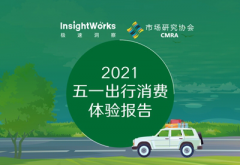 极速洞察联合CMRA发布《2021五一出行消费体验报告》.